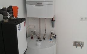 Wärmezentrum Brennwerttechnik