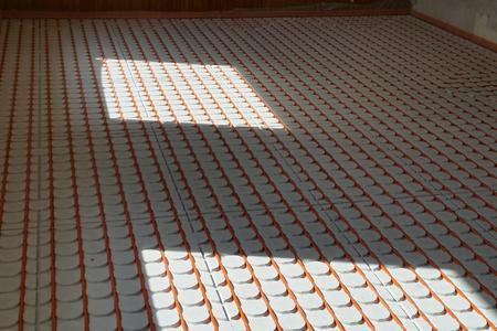 Trockenbau Fussbodenheizung Fussboden aufbau 25mm